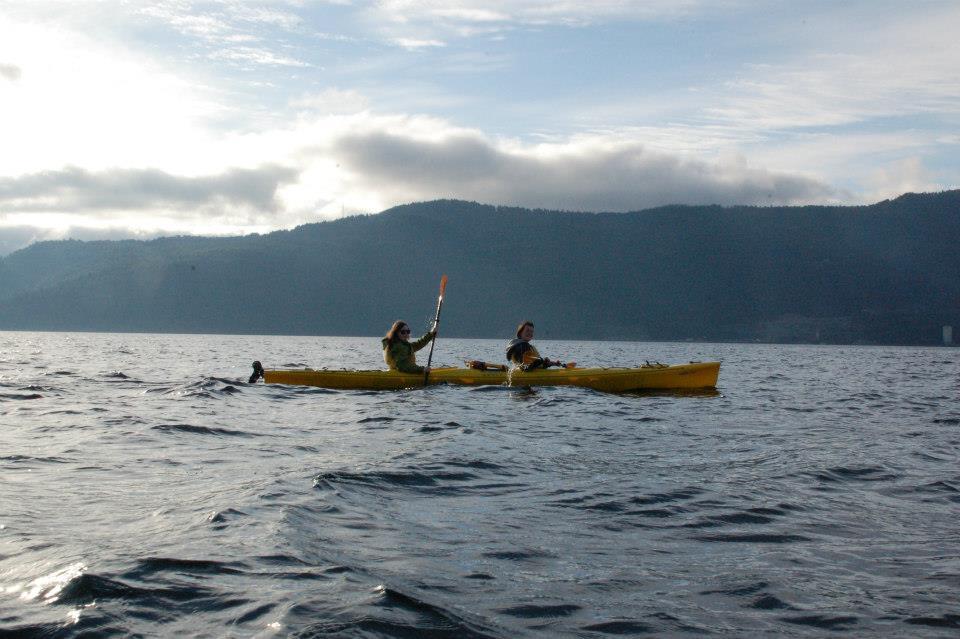 06 Kayak fahren