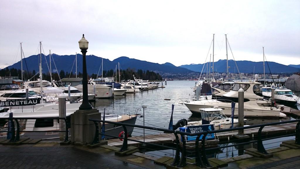 Yachthafen von Vancouver